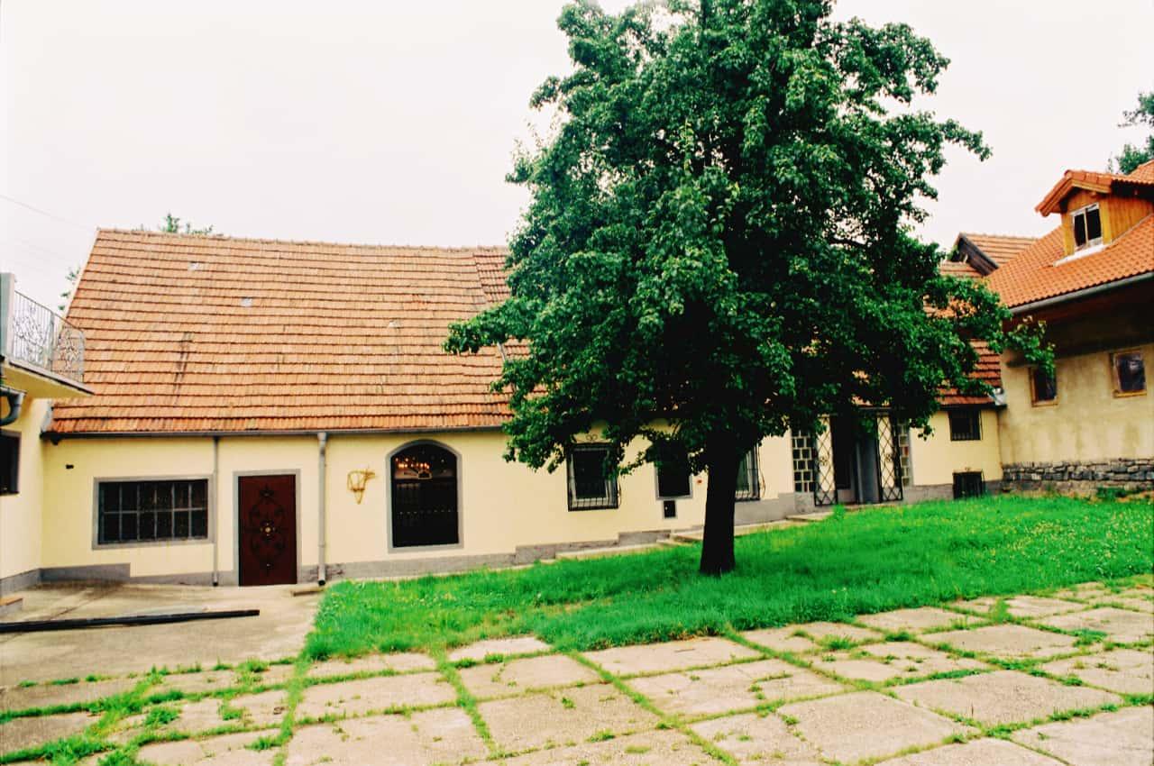 Bauernfomuseum Außenansicht