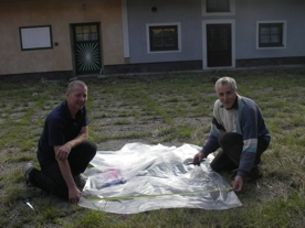 Entwurmungsaktion 2009