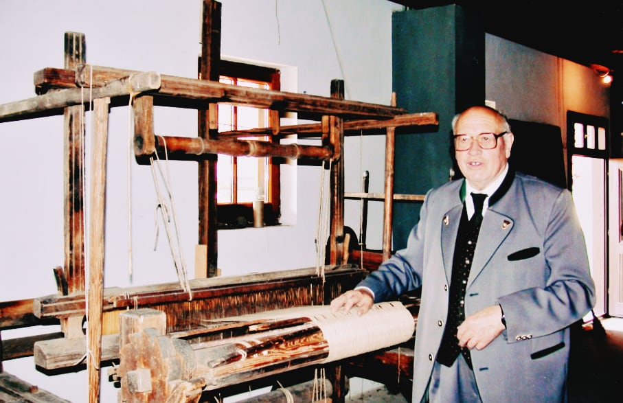 Franz Fux Leben