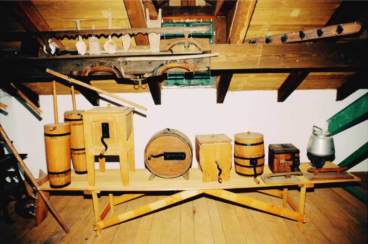 Schwerpunkte Bauernhofmuseum Gföhleramt
