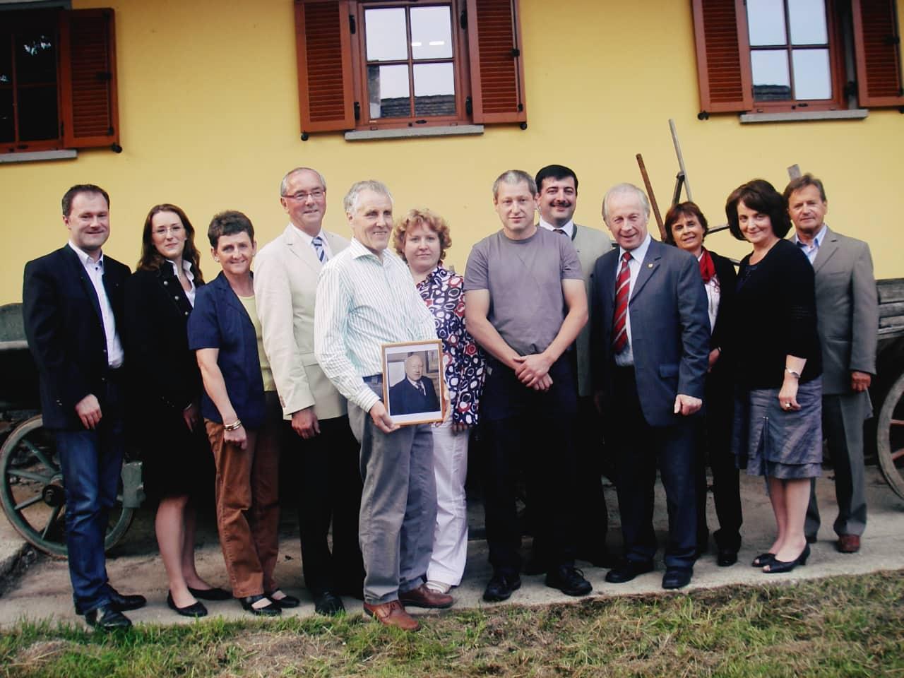 Eröffnung 2010 Bauernhofmuseum Gföhleramt